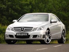 Mercedes-Benz E Coupe od Brabusu: hlavně nenápadně: titulní fotka