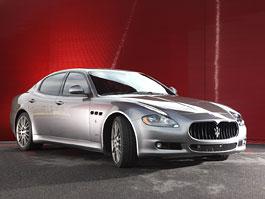 Maserati Quattroporte Sport GT S – nové fotky nejvýkonnějšího sedanu s trojzubcem: titulní fotka