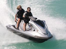 Akce Yamaha - doprodej vodních skútrů: titulní fotka