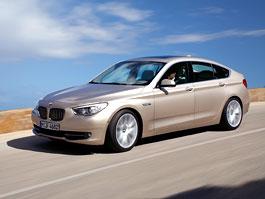 BMW 5 Gran Turismo: 2x video (jízda + interiér): titulní fotka