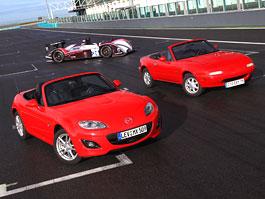 Mazda oslaví dvacetiny MX-5 na Le Mans: titulní fotka