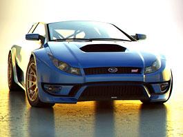 Subaru Impreza WRX STI Hatch Concept Study: jde to i jinak: titulní fotka