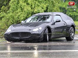 Spy Photos: Maserati GT CC: titulní fotka