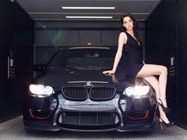BMW M3 Coupe Darth Maul: nový lord Sith: titulní fotka