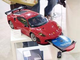 Ferrari F430 na dálkové ovládání místo laptopu?: titulní fotka