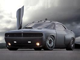 U.S. Air Force Challenger Vapor: neviditelný Dodge: titulní fotka