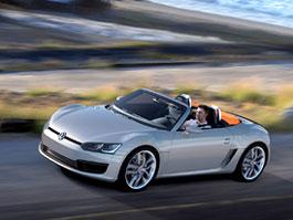 VW BlueSport je prý připraven k sériové výrobě: titulní fotka