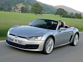 VW BlueSport Concept - nové foto: titulní fotka