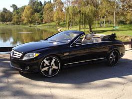 Mercedes CL jako Cabrio? Sem s ním!: titulní fotka