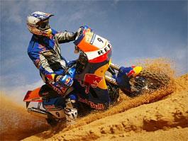 KTM končí v Rally Dakar: titulní fotka