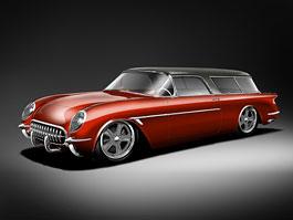 Superior 54 Sport Wagon: Corvette s karoserií kombi: titulní fotka
