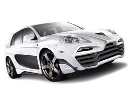 Porsche Cayenne od Status Design: další kontroverzní ruská kreace: titulní fotka