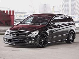 Mercedes-Benz třídy R Black Bison: Spoilery z Japonska: titulní fotka