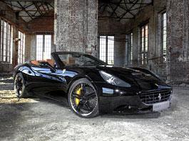 Edo Competition California: 500 koní pro nejmenší Ferrari: titulní fotka