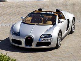 Bugatti Veyron Grand Sport: megagalerie: titulní fotka