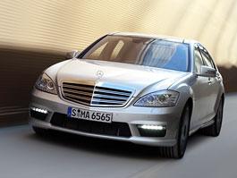 Mercedes-Benz S63 a S65 AMG: Luxus, výkon a rychlost: titulní fotka