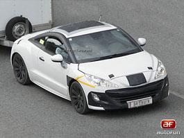 Spy Photos: Peugeot 308 RC Z: titulní fotka