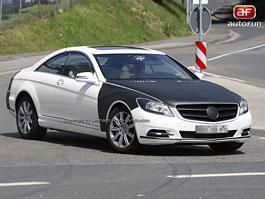 Spy Photos: Mercedes-Benz CL: titulní fotka