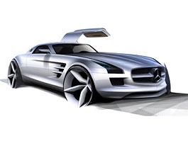 Chcete jako první řídit SLS AMG? Běžte do autoškoly!: titulní fotka