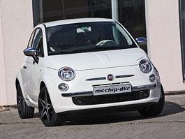Fiat 500: vyšší výkon pro 1.3 Mulitjet 16V od MCCHIP: titulní fotka