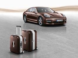 Doplňky pro majitele Porsche Panamera: pro každého pasažéra něco: titulní fotka