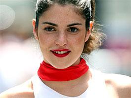 Formule 1 Babes: v poločase 2009: titulní fotka