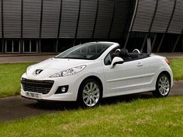 Peugeot 207 CC a 207 RC: fotogalerie: titulní fotka