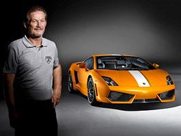 Lamborghini Gallardo LP550-2 Valentino Balboni: zadokolková limitka: titulní fotka