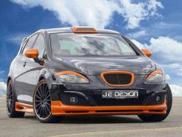 Seat Leon od JE Design: a JeeeJe: titulní fotka