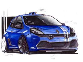 Jak by mohl vypadat chystaný Renault Clio RS Gordini?: titulní fotka
