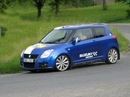 Suzuki Swift Sport: dokonale nedokonalý: titulní fotka