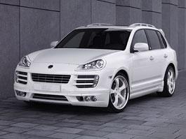 Porsche Cayenne Diesel: více síly nabízí TechArt: titulní fotka
