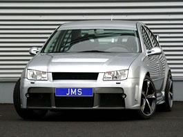 Volkswagen Bora: facelift od JMS: titulní fotka