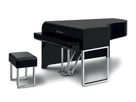 Audi navrhlo klavír pro Bösendorfera: titulní fotka