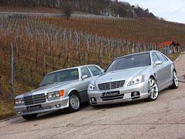 Mercedes-Benz  450 SEL 6.9 W116: závan minulosti od Lorinseru: titulní fotka