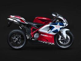 Ducati představuje 848 Nicky Hayden Edition: titulní fotka