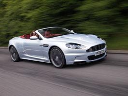 Aston Martin DBS Volante: fotogalerie: titulní fotka