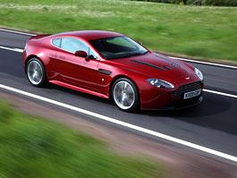 Aston Martin V12 Vantage: fotogalerie: titulní fotka