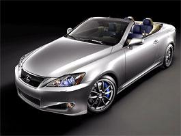 Lexus IS F Convertible: Už se to (ne)blíží: titulní fotka