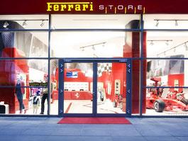 Ferrari a jeho krámek na Nürburgringu: titulní fotka