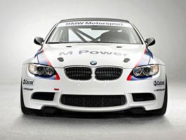 BMW zvažuje výrobu speciálu M3 GT4: titulní fotka