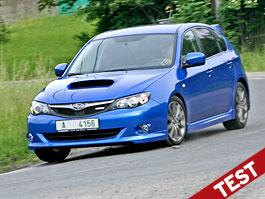Test: Subaru Impreza WRX 265 - náklonům odzvonilo: titulní fotka