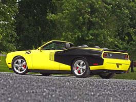 Mr Norm's 426 Hemi Convertible: Challenger bez střechy: titulní fotka