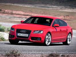Audi A5 Sportback: pětidveřové kupé se oficiálně představuje: titulní fotka