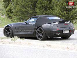 Spy Photos: Mercedes-Benz SLS Cabrio: titulní fotka