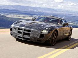 Mercedes-Benz SLS AMG: elektromobil potvrzen: titulní fotka