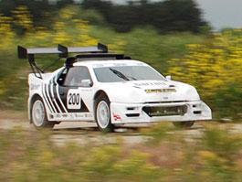 Ford RS200: rallyový veterán chce pokořit rekord: titulní fotka