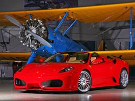 Ferrari F430 Spider: lehký tuning od Inden Design: titulní fotka
