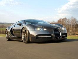 Mansory Vincero: Bugatti Veyron v novém kabátě (velká fotogalerie): titulní fotka