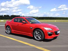 Mazda RX-8: omlazený Wankel (ale ne pro nás...): titulní fotka
